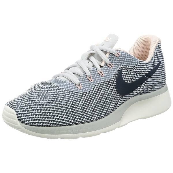official images hot sale online look good shoes sale Shop Nike Women's Tanjun Racer Running Shoe Pure Platinum ...