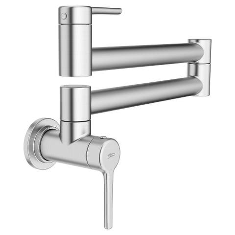 American Standard 4803.900 Studio S 4 GPM Wall Mounted Double-Jointed
