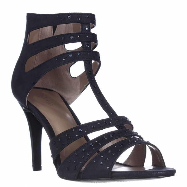 Style & Co. Womens Ulani2 Open Toe Special Occasion Strappy Sandals