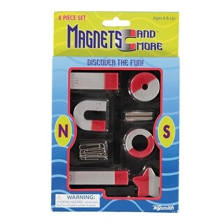 Toysmith Magnets and More Set