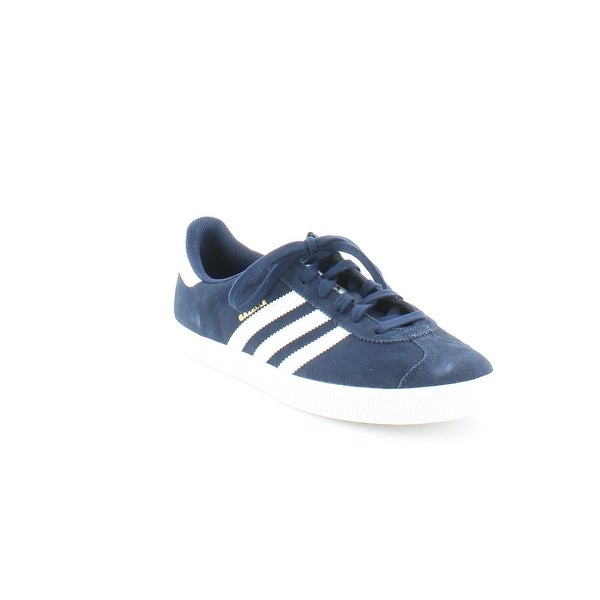 cb881dc9d600 Shop Adidas Gazelle 2 Women s Athletic Navy White - 7 - Free ...