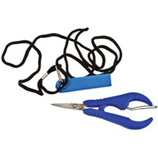 Blue W/Sheath - Embroidery Nippers
