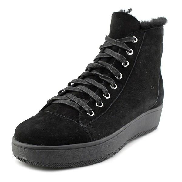 J/Slides Jasper Women Black Sneakers Shoes