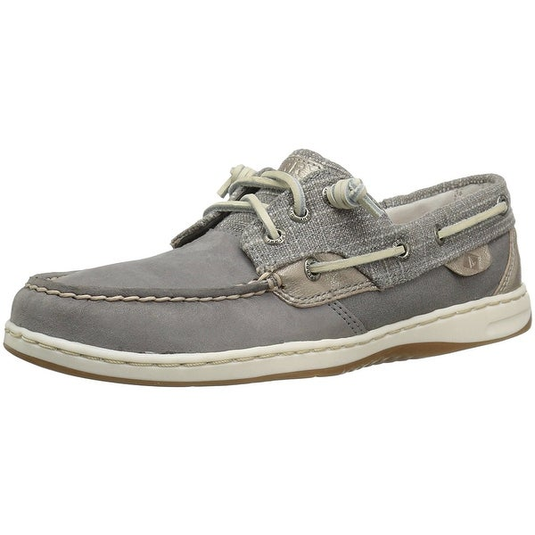 Sperry Womens Ivyfish Closed Toe Boat Shoes