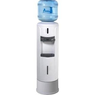 Avanti Wd363p Hot And Cold Water Dispenser, 12 3/4Dia. X 39H, Ivory White