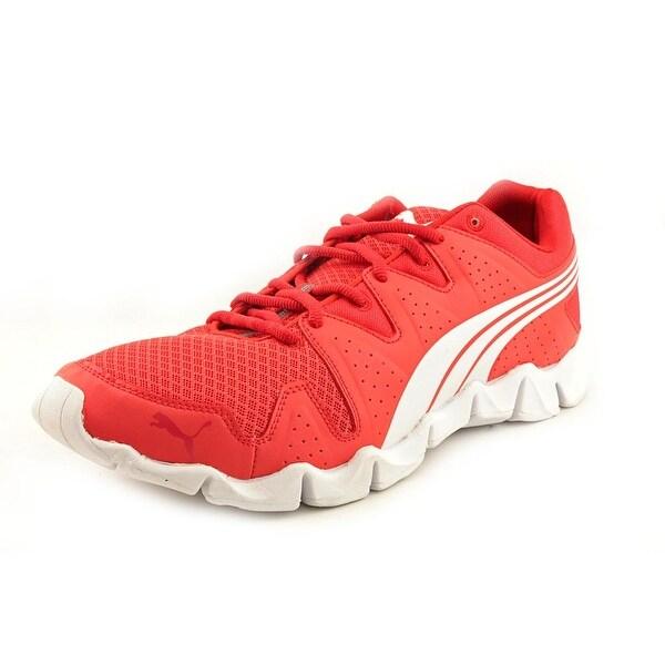 Puma Shintai Runner Men Bittersweet-White Running Shoes