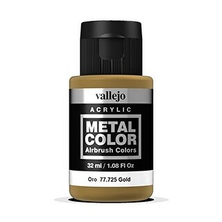 Vallejo Gold Metal Color 32ml Paint