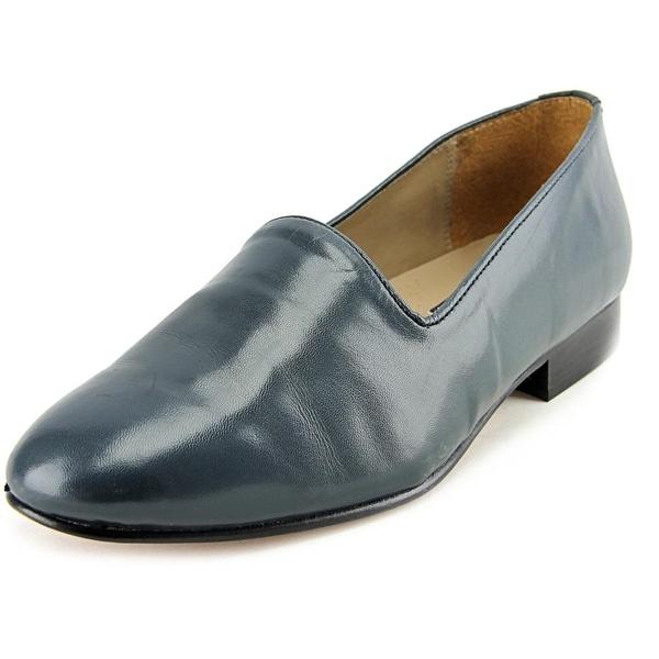 Giorgio Brutini Crawley Men Round Toe Leather Blue Loafer