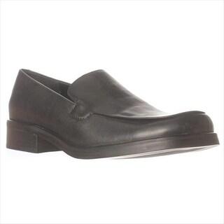 Franco Sarto Bocca Loafer Flats - Black