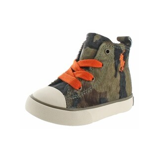 Polo Ralph Lauren Boys Sag Harbour Hi Fashion Sneakers Toddler Youth