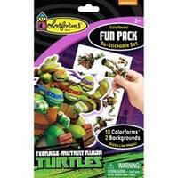 Teenage Mutant Ninja Turtles - Colorforms(R) Fun Pack Re-Stickable Sticker Set