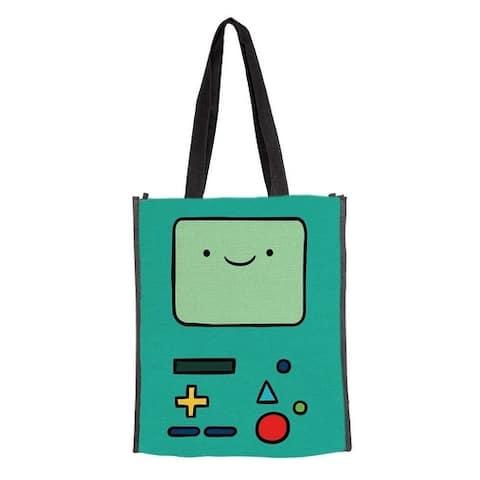 Adventure Time Beemo Reusable Tote Bag - Multi