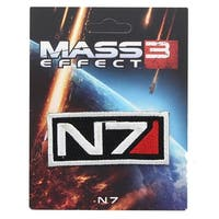 Mass Effect 3 N7 Embroidered Patch