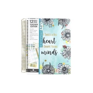 Link to Paper House Life Org Planner 12 Month Teacher Similar Items in Planners & Accessories