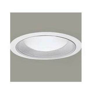 Halo 456W Recessed Light Fixture Trim, White, 6""