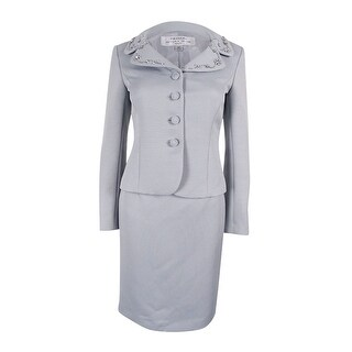 Tahari ASL Women's Embellished Skirt Suit - Granite|https://ak1.ostkcdn.com/images/products/is/images/direct/038f5449d01ed910e9a3871dbd9f4a6b134cb4b1/Tahari-ASL-Women%27s-Embellished-Skirt-Suit.jpg?_ostk_perf_=percv&impolicy=medium