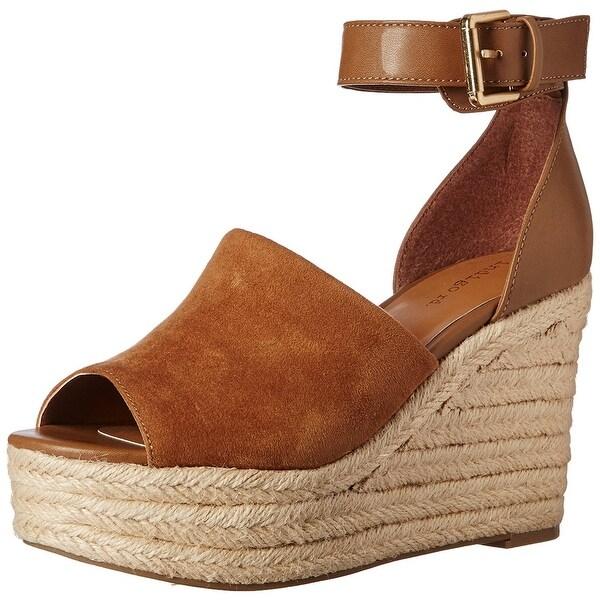 Indigo Rd. Womens Airy Peep Toe Casual Platform Sandals