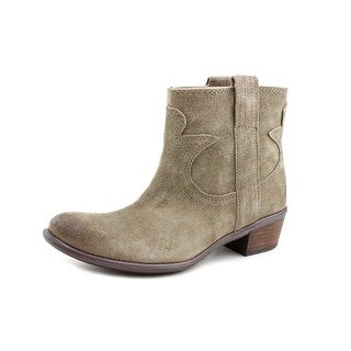 Lucky Brand Terra Women  Round Toe Suede  Boot