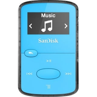 SanDisk Clip Jam 8GB Blue MP3
