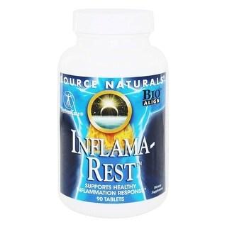 SOURCE NATURALS - Inflama-Rest 90 Tablet 90 TABLET