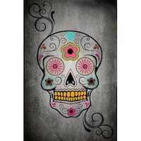 Sugar Skull - LP Artwork (100% Cotton Towel Absorbent)