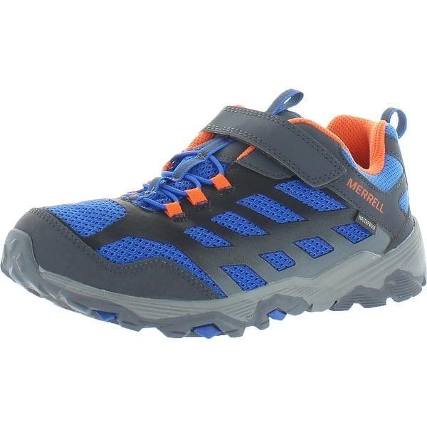 Chaussures de Randonn/ée Basses Mixte Enfant Moab FST Low Waterproof Merrell M