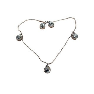 Disco Ball Necklace - ST