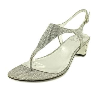 Adrianna Papell Cassidy Women  Open Toe Canvas  Sandals