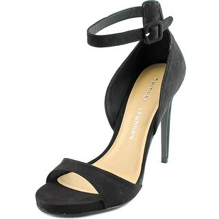 Chinese Laundry Be Bold Women Open-Toe Synthetic Heels