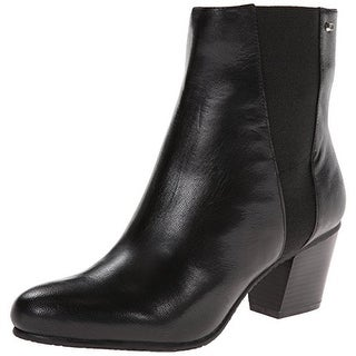 Bandolino Women's Adelun Leather Riding Boot
