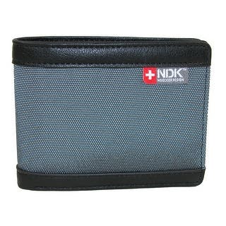 NDK Men's RFID Protected Bifold Wallet - One size|https://ak1.ostkcdn.com/images/products/is/images/direct/03a113b17a6f5bc3b697b8e31927543265cbe334/NDK-Men%27s-RFID-Protected-Bifold-Wallet.jpg?impolicy=medium