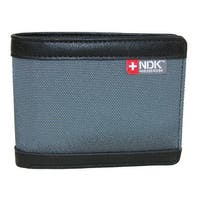 NDK Men's RFID Protected Bifold Wallet - One size