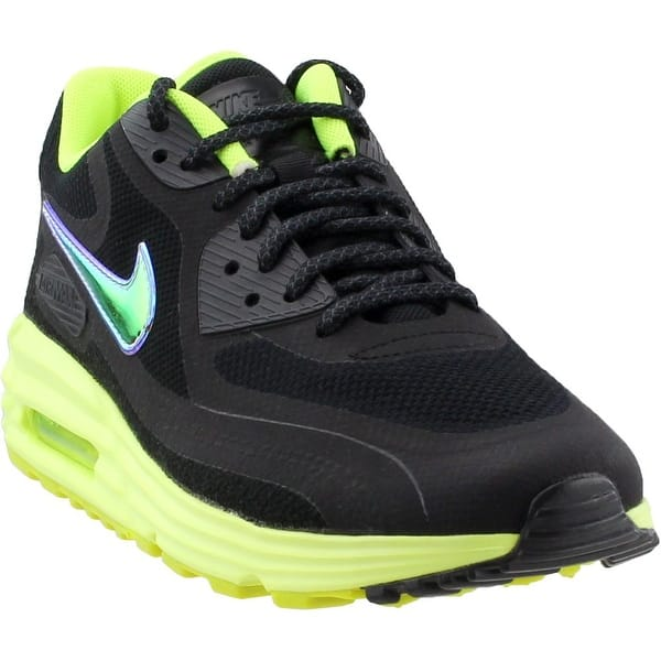 womens nike air max lunar 90 Shop Nike Womens Air Max Lunar90 C3.0 Casual Sneakers Shoes ...