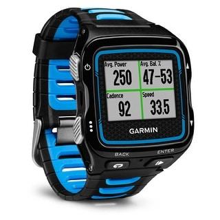 Garmin Forerunner 920XT GPS-Enabled Multi-Sport Watch w/ ANT+ Wireless Technology (Black/Blue)
