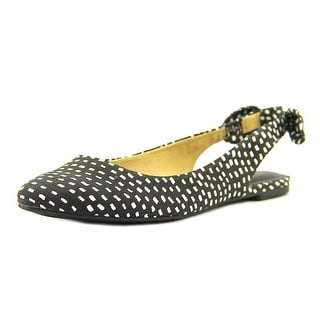 Lucky Brand Alixis Round Toe Synthetic Flats