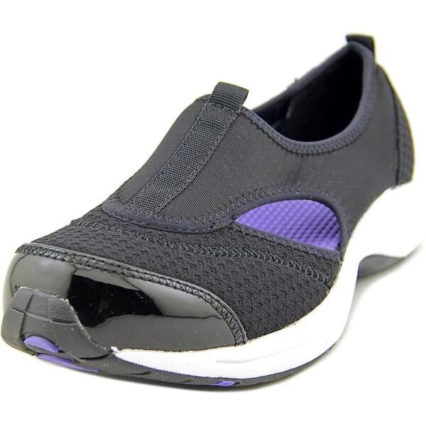 Easy Spirit e360 7 Wamanda W Round Toe Canvas Walking Shoe