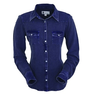 Outback Trading Western Shirt Womens Dana Blouse Long Sleeve 42158|https://ak1.ostkcdn.com/images/products/is/images/direct/03a8c05e327fa0671c901a4826164081f6650183/Outback-Trading-Western-Shirt-Womens-Dana-Blouse-Long-Sleeve-42158.jpg?impolicy=medium