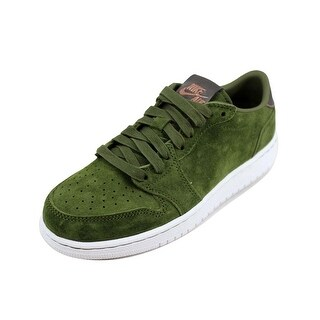Nike Grade-School Air Jordan I 1 Retro Low NS HC Legion Green/Metallic Red Bronze 919705-330