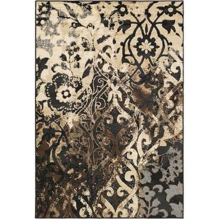 Surya PAR1066-23 Paramount 2' x 3' Rectangle Synthetic Power Loomed Damask Area|https://ak1.ostkcdn.com/images/products/is/images/direct/03abe2b2c5bb0f34da25770f949fde225c0e6e4e/Surya-PAR1066-23-Paramount-2%27-x-3%27-Rectangle-Synthetic-Power-Loomed-Damask-Area.jpg?impolicy=medium