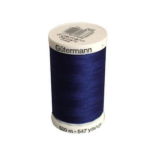 G501 266 Gutermann Sew All 500m Brite Navy