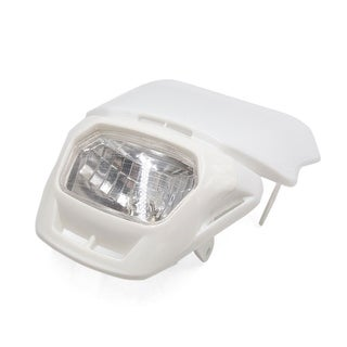 Universal 12V 10W White Headlight Driving Light For Motorcycle Motocross