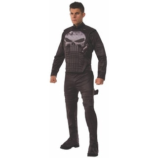 Marvel's Deluxe Punisher Adult Men's Costume
