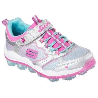 Skechers 81295 SMLT Girl's SKECH-AIR - STARDUST Sneaker