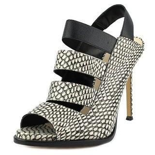 Nine West Hallan Open Toe Leather Sandals