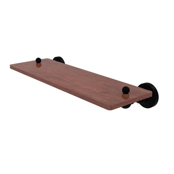 Allied Brass Waverly Place Collection hardwood Shelf