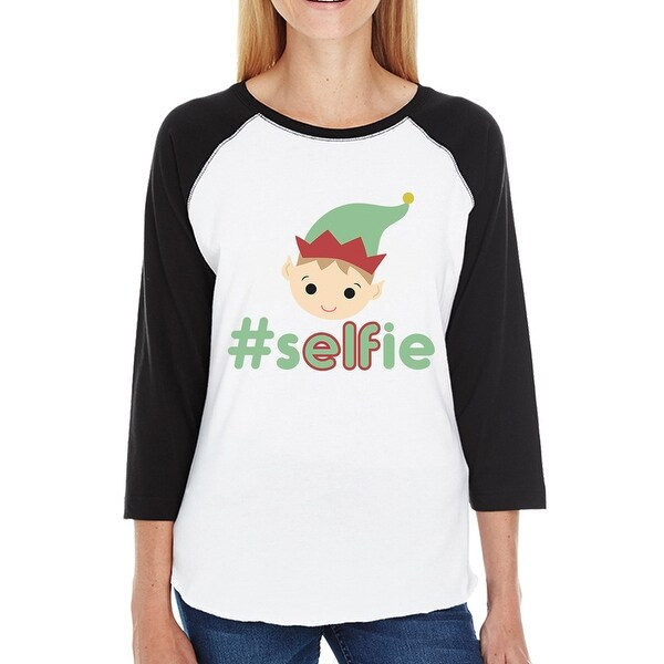 46b82514 Shop Time To Get The Trees Lit Womens Cute Christmas Raglan Tshirt Gift -  On Sale - Free Shipping On Orders Over $45 - Overstock - 18503523