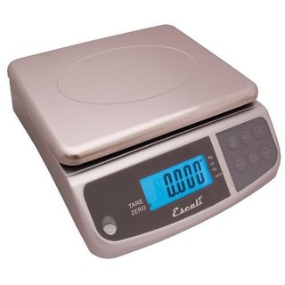 Escali Scales - SCDGM66 - 66 lb Digital Portion Scale