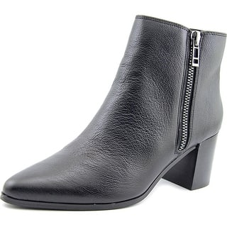 Charles By Charles David Uma Women Pointed Toe Leather Black Ankle Boot|https://ak1.ostkcdn.com/images/products/is/images/direct/03bbd7aba517180d058c5b9c0ae7da8cbc59c50c/Charles-By-Charles-David-Uma-Women-Pointed-Toe-Leather-Black-Ankle-Boot.jpg?impolicy=medium