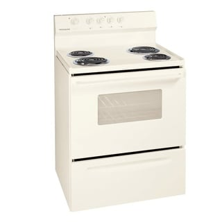 "Frigidaire FFEF3005M 30"" Freestanding Electric Range with Bright Lighting and Color Coordinated Door"