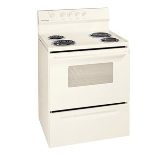 """Frigidaire FFEF3005M 30"""" Freestanding Electric Range with Bright Lighting and Color Coordinated Door"""